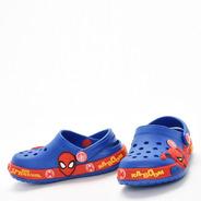 Sueco Spiderman Azul