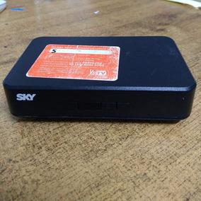 Decodificador De Señal Digital Sky Vetv Mas Cable Rca 10 Pin