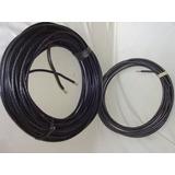 Cable Ttu 4 Awg 600v 100%cobre 7 Pelos