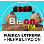 Fuerza Extrema Con Bison Ruso 1m, Envío Incluido Y Meses!