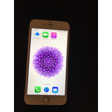 Iphone 6 Plus 64gb Impecable C/2 Carcasas Bahia Blanca
