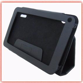 Capa Couro Sintético Para Tablet Multilaser M7s 7 Polegadas