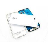 Para La Galaxia S4 Siv Mini Gt-i9190 Blanco ~ Cubierta Llen
