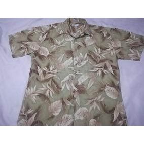 Camisa Pierre Cardin Talla M (playa, Hawaiana,floreada,moda)