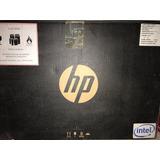 Laptop Hp Para Estrenar!!!