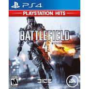 Battlefield 4 - Ps4 Fisico Nuevo & Sellado