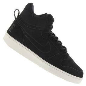 Tênis Nike Court Borough Mid Premium - Tam 42,5