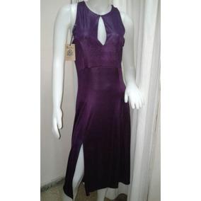 Vestido Tango Color Obispo - Talle M