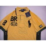 Camisa Polo Ralph Lauren Seleção Brasileira