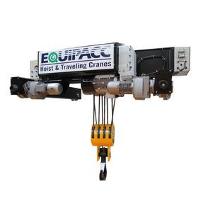 Polipasto Birriel Eléctrico De Cable De 5 Toneladas