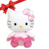 Peluche Hello Kitty Bailarina De 20cm Original Regalo !