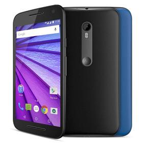 Smartphone Moto G 16gb Preto 2 Chips Android 5.1 4g 13mp