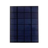 Placa Painel Solar 6v Celula Mini Fotovoltaico 6v 5w