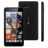 Celular Nokia 640 Lumia Preto Windows Phone 8.1 Seminovo