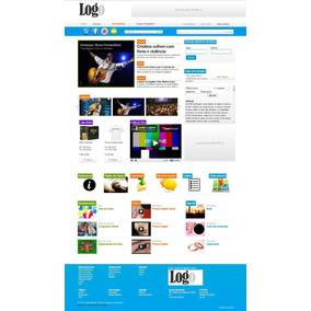 62417ac9ce Script Portal Abadabadoo Php - Informática no Mercado Livre Brasil
