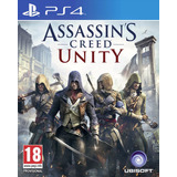 Juegos Ps4 Fisicos Assassins Creed Unity Ps4 Sellado Nuevo