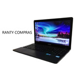 Laptop Samsung Np270e5e Intel Core I5 8gb Ram Ddr3 750 Gb Dd