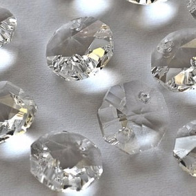 Piedra De Cristal Octagon De 14mm Paquete De 300 Pzas