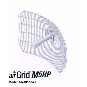 Ubiquiti Antena Airgrid Ag-hp-5g27-br 27dbi (24v) 17x24