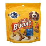 Premios Para Perro Pedigree Natural Biscuit Adulto 100 G