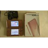 Nintendo Ds Lite Rosa Metalico