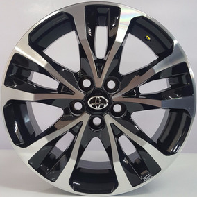 Rodas Corolla 2018 16 Xrs Pcd Altis Pcd