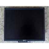 Monitor Acer Al 1706 Dañado