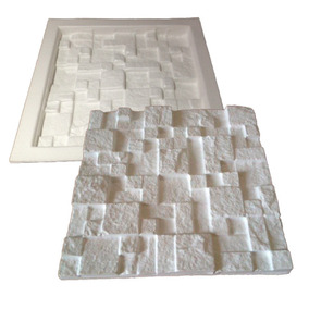 Forma De Plástico C/ Borracha Gesso 3d 002 Digitalartrio