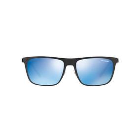 70370f6ce453f Arnette Back Side An3076 501 55 Preto Lente Espelhada Azul T