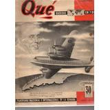 Revista Que Sucedio En 7 Dias Septiembre Año 1946