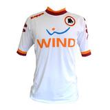 Camiseta Kappa Oficial Alternativa Roma Italia Futbol Envios