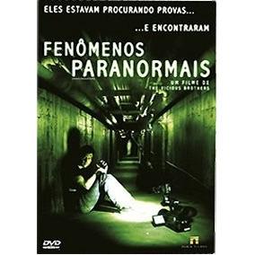 Fenomenos Paranormais 1 + 2 Dvds Originais Sem Riscos