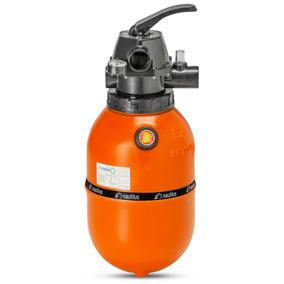 Filtro Piscina Concreto Vinil Fibra Com Válvula Completa F28