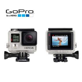 Câmera Digital Filmadora Gopro Hero4 Silver Edition 12mp 4k