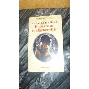 Libro El Perro De Los Baskerville - Arthur Conan Doyle