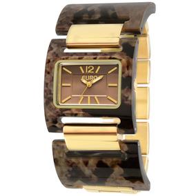 Relógio Euro Feminino Estilo Bracelete Eu2035lxa/4m - Promo