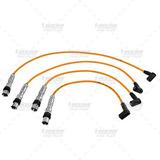 Cables Bujias Volkswagen Crossfox 2007-2009 1.6l Mpi Kem