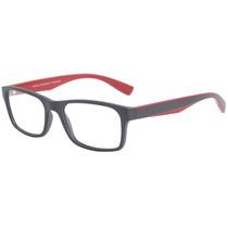 Armani Exchange Ax 3038l - Óculos De Grau 8200 Cinza Fosco