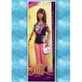 Boneca Barbie Negra- Grace S.i.s. 2009