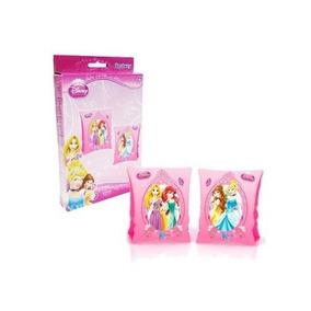Bóia De Braço Infantil Minnie Ou Princesas