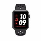 Apple Watch Series 3 Nike+ Prto/braco 42mm Pronta Entrega