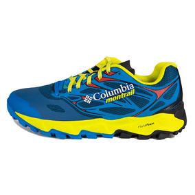 Zapatillas Hombre Columbia Trail Running Trans Alps F.k.t.