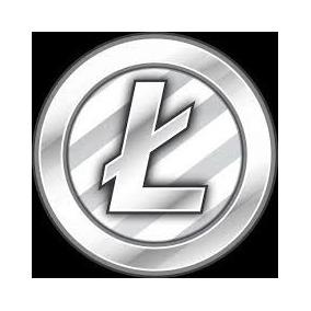 Litecoin 0.10 Criptomoeda Enviamos Em 24horas