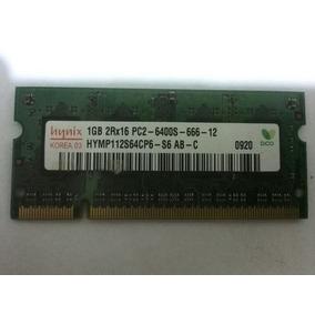 Memoria Ram Ddr2 1gb Laptop Pc2 6400 666