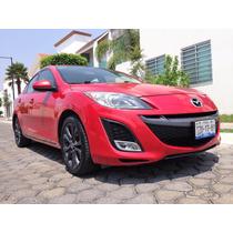 Mazda 3 Grandtouring Motor 4 Cilindros 4 Puertas 2011
