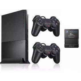Play Station 2 + 2 Controles + Memory + Juegos. Raul Games