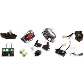 Regulador De Voltaje Generador Planta Luz 2, 3, 3.5, 6.5 Kw