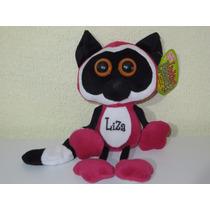 Peluche Lemur Liza Linking Lemurs 35cm