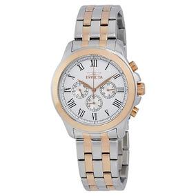 Reloj Invicta 21660 Specialty Acero Dos Tonos Cuarzo Suizo