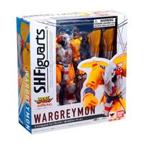 Sh Figuarts Wargreymon Our War Game Digimon Dam